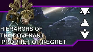 Hierarchs of the Covenant-The Prophet of Regret