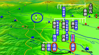 享徳の乱;(7)長尾景春の乱勃発 文明7年~文明9年1月