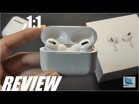 REVIEW: I500 Pro TWS - Airpods Pro Clone, 1:1 Best Super Copy?