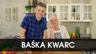 BAŚKA KWARC - Wianek z ciasta francuskiego | Damian Kordas Smakuje