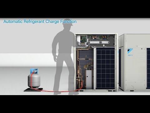 VRV (Multi-Split Type Air Conditioners) | A multi-split type air