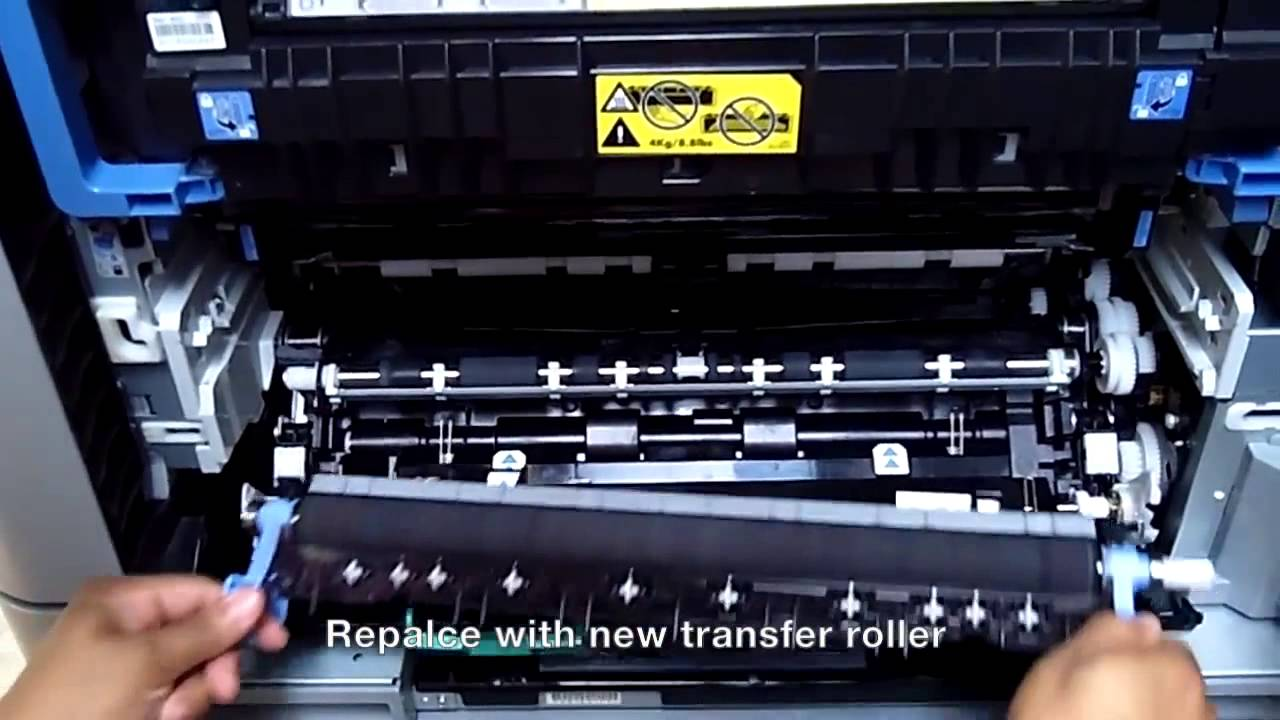 HP D7H14A Transfer and Roller Kit for M855 M880 Printers