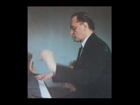 Oleg Boshniakovich plays Chopin Ballade no. 4, op. 52