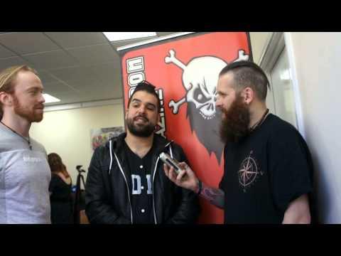 Forever Never Takedown Festival Interview 2015
