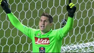 Juventus vs Napoli 2014 - Penalty Shootout HD