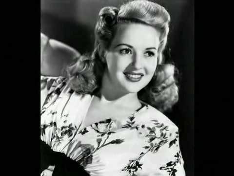 Movie Legends - Betty Grable (Reprise)