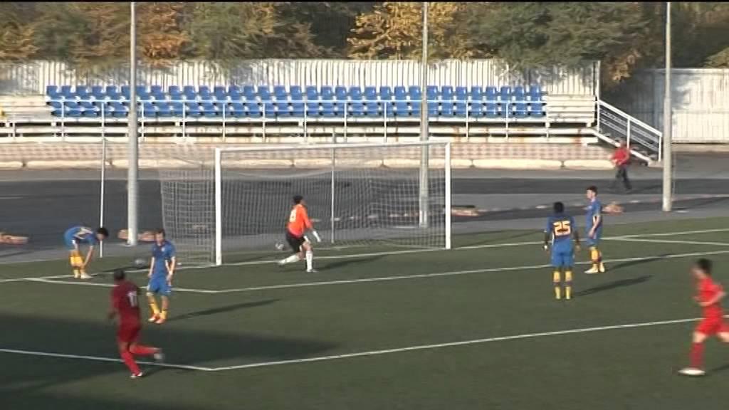 ФК Восток  -  ФК  Астана-1964(Обзор 27/09/2014)