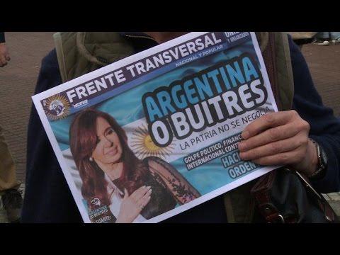 Argentina faces default as 'vulture fund' talks fail