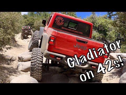 HLC Presents: Offroad Customz Jeep Gladiator on 42s - One of the BADDEST Gladiators in the World