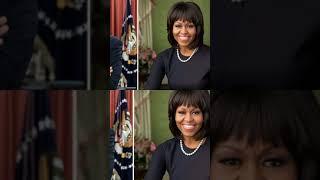 Michelle & Barak Obama