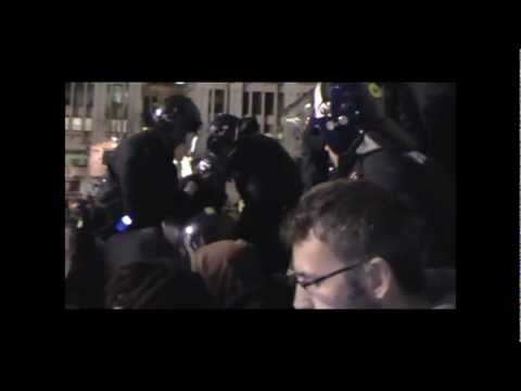 The Eviction of Occupy London