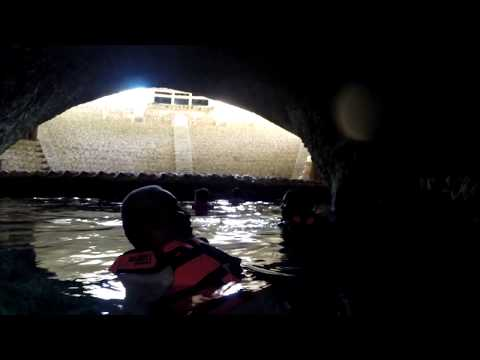 Xcaret River Swim - Xcaret Park Mexico