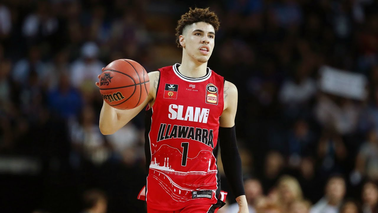 LaMelo Ball | 2019 NBL Highlights ᴴᴰ - YouTube