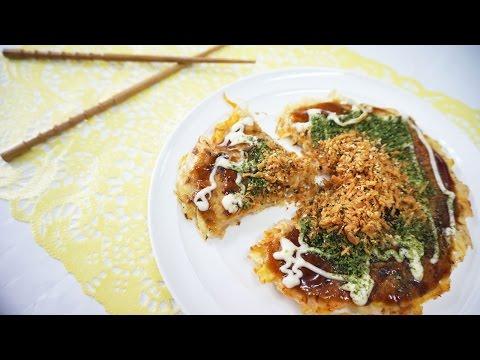 Episode 9 – Vegan Okonomiyaki | 全素什錦燒