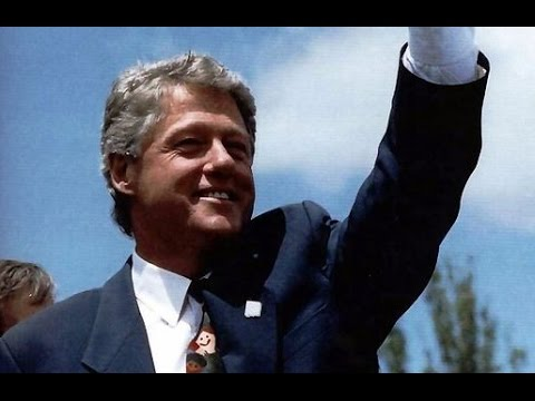 The Era of Big Government Is Over: Bill Clinton on Education, Economy (1996)