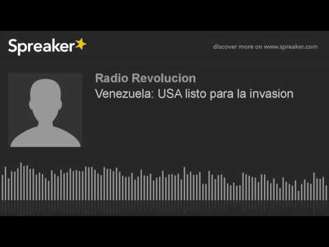 Venezuela: USA listo para la invasion