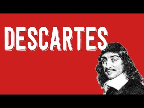 Descartes' Trademark Proof of God - Philosophy Tube