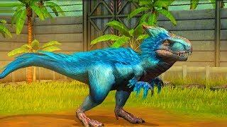 Jurassic World Game Mobile #76: Siêu khủng long Yudon đã có