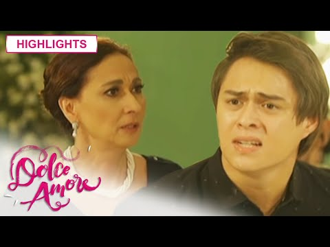 Dolce Amore: Luciana Arrives At Binggoy's Wake