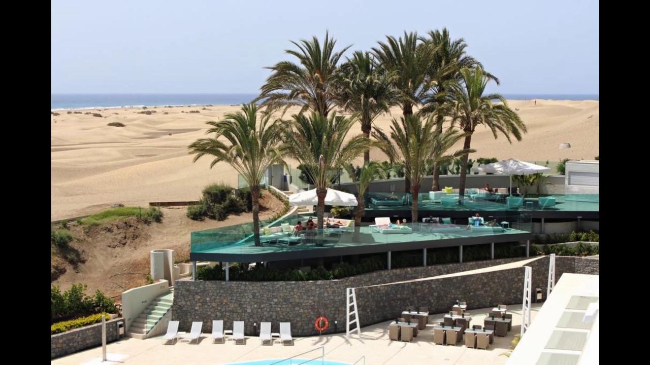 SPAIN Santa Mónica Suites Hotel Playa del Ingles Gran