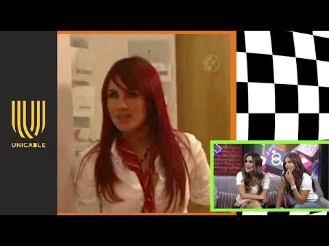 Michelle Renaud y Dulce María trabajaron juntas en RBD   D-Generaciones - Unicable from YouTube · Duration:  1 minutes 56 seconds