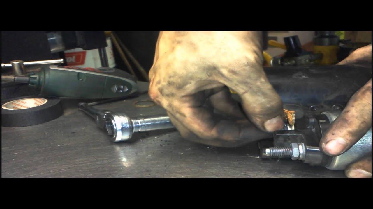 DIY - Starter Motor 6-Cylinder Engine (M52 Motor) - Bimmerfest - BMW