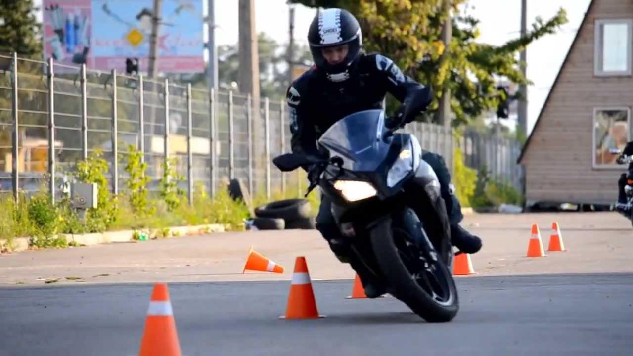 Мотошкола в Одессе — «В шлеме». Безопасное вождение мотоцикла.