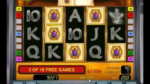 Rotiri gratuite la jocuri aparate Book of Ra!