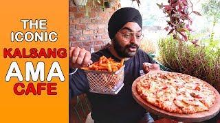 Best food under Rs 359 at Kalsang AMA Cafe | Dehradun Food