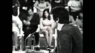 ♫ Lucio Battisti ♪ Eppur Mi Son Scordato Di Te (Live TV Show 1971) ♫ Video & Audio Restaurati HD