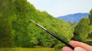 Paint Trees - The Three Step Process  Episode 190