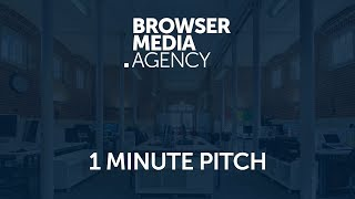 Browser Media in 60 seconds