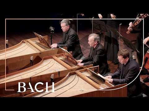 Bach - Concerto for three harpsichords in D minor BWV 1063 - Mortensen | Netherlands Bach Society mp3