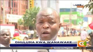 Dhuluma kwa wanawake #CitizenExtra