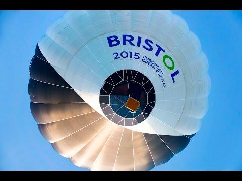 The world's first solar powered balloon flight