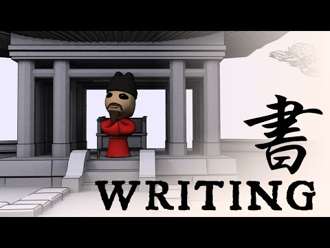 Thoth's Pill: an Animated History of Writing (2015)[CC] - An animation that takes you through the birth and evolution of writing. Watch the story of the world's scripts unfold, from the early cave days to modern writing system. but only if you choose ...