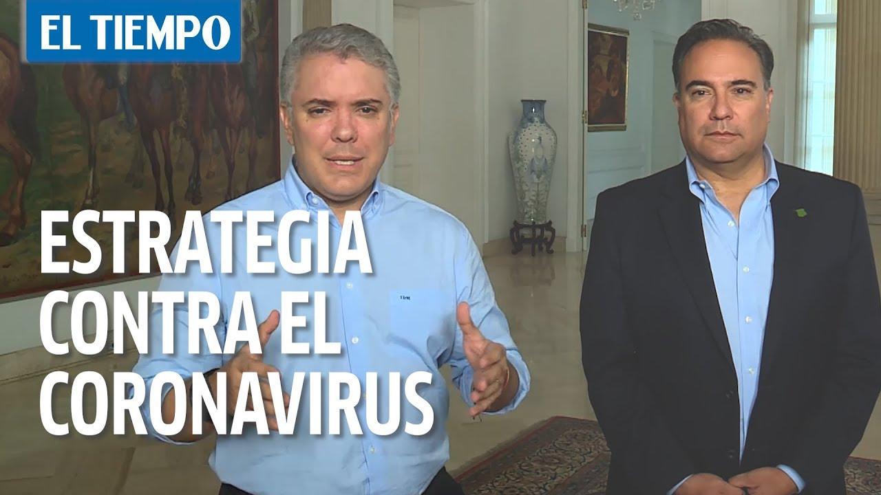 Luis Guillermo Plata, gerente de la estrategia contra coronavirus ...