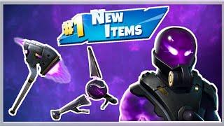 Fortnite NEW Tempest Skin & Storm Bolt Pickaxe, Storm Eye Glider!
