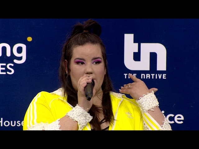 Netta Barzilai | Israel | Press Conference | Eurovisão 2018