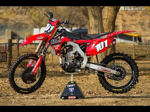Racer X Films 2016 Honda CRF250R