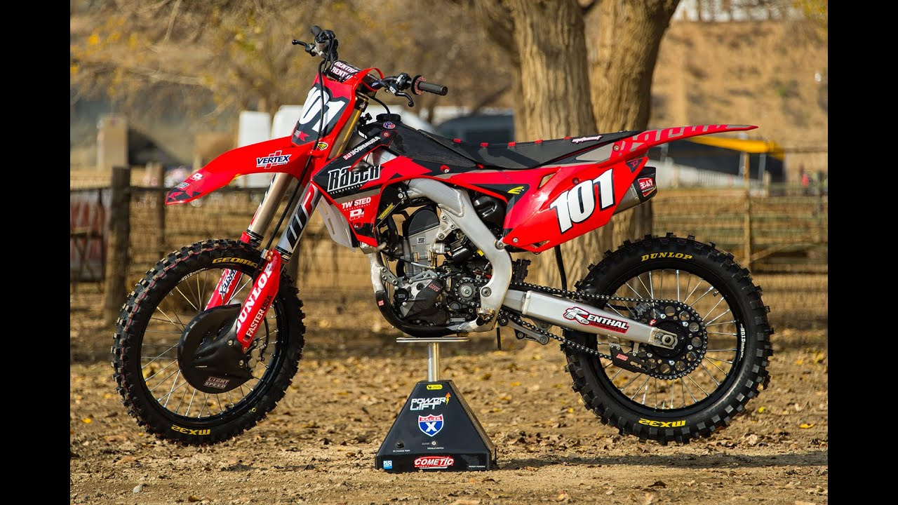 Racer X Films 2016 Honda Crf250r Youtube Crf 250 Wiring Diagram