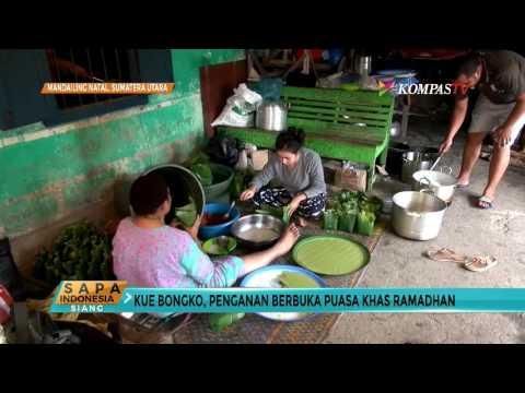 Kue Bongko Lezatnya Hanya Bisa Dinikmati Saat Ramadan Di Kota Padang Langgam Id