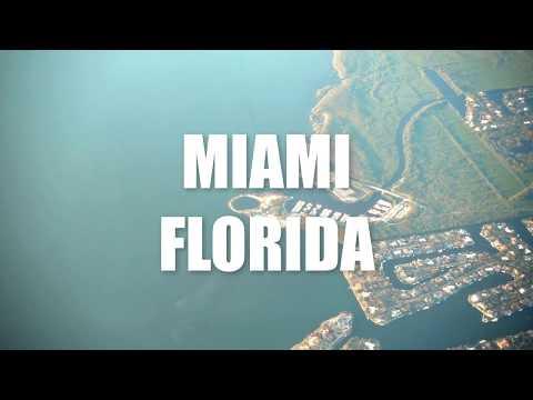 Aterrizaje en Miami, Florida (Post Huracán Irma)