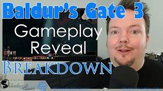 Baldur's Gate 3 Gameplay Demo Breakdown - Secrets revealed from Larian's release at Pax East