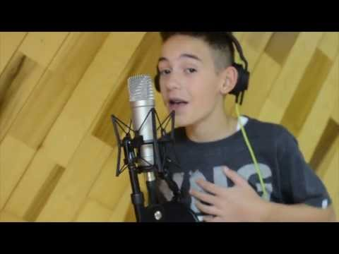 Justin Bieber - One Less Lonely Girl Cover by Alex Angelo