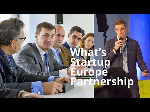 Introducing Startup Europe Partnership (SEP)