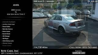 Used 2008 Acura TL | Rite Cars, Inc, Lindenhurst, NY