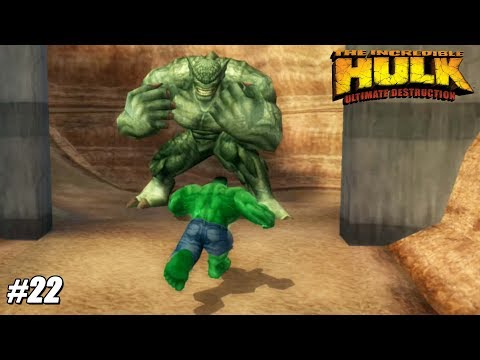 The Incredible Hulk: Ultimate Destruction - PS2 Gameplay Playthrough 1080p (PCSX2) PART 22 Mp3