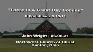 """""""There Is A Great Day Coming"""" 