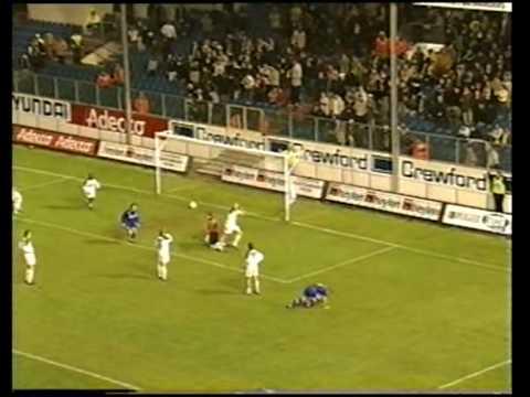 KAA Gent - Sporting Lokeren (2001)